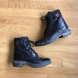 ARIAT heritage black riding boots